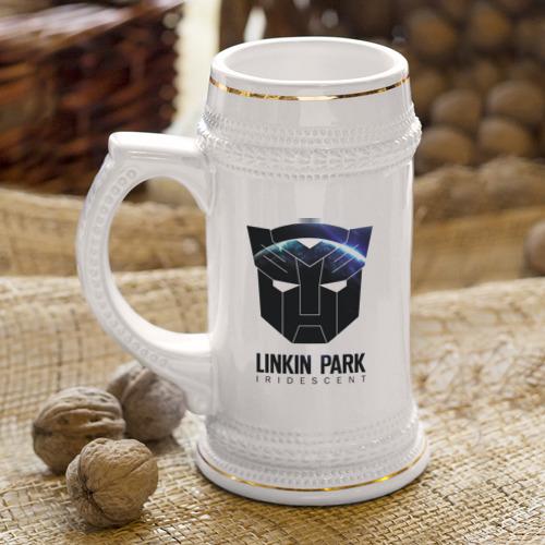 Кружка пивная  Фото 04, Linkin Park