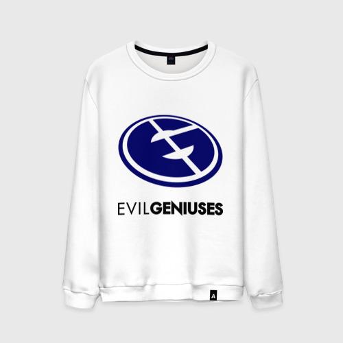 Мужской свитшот хлопок  Фото 01, Evil Geniuses Dota Team