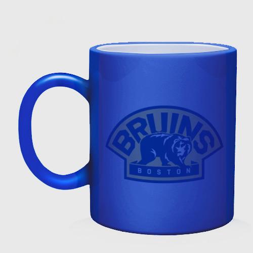 HC Boston Bruins Label