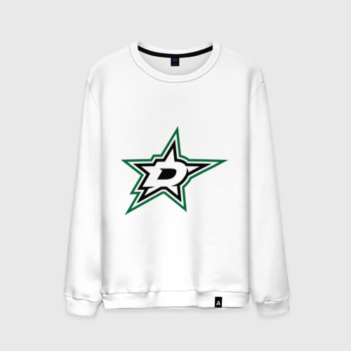 Мужской свитшот хлопок  Фото 01, HC Dallas Stars