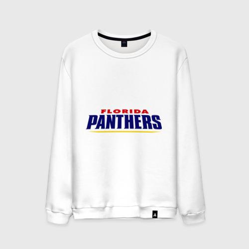 Мужской свитшот хлопок  Фото 01, HC Florida Panthers Sign