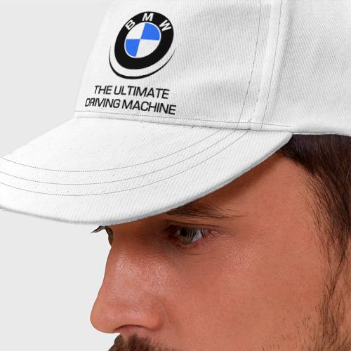 Бейсболка BMW Driving Machine