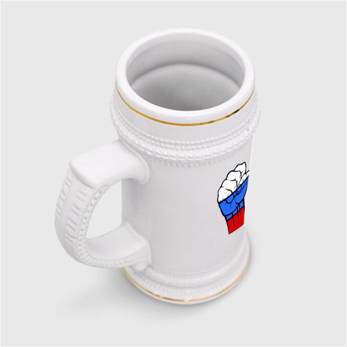 Кружка пивная  Фото 03, Русский дух