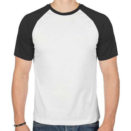 Мужская футболка реглан  Фото 01, Россия