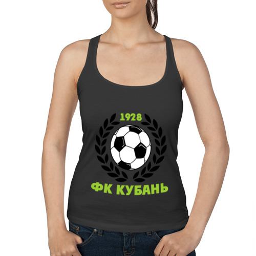Женская майка борцовка  Фото 01, ФК Кубань
