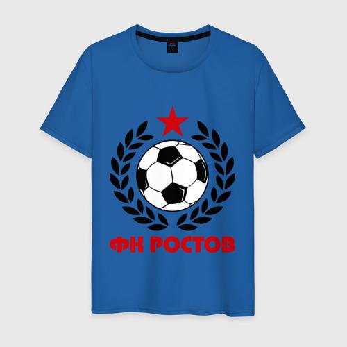 Мужская футболка хлопок  Фото 01, ФК Ростов