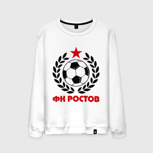 Мужской свитшот хлопок  Фото 01, ФК Ростов