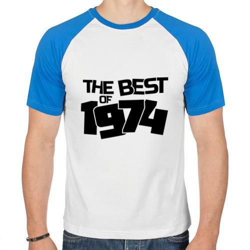 Мужская футболка реглан  Фото 01, The best of 1974