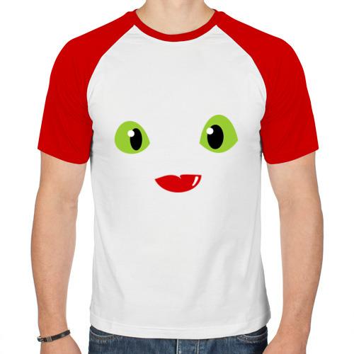 Мужская футболка реглан  Фото 01, Toothless Dragon