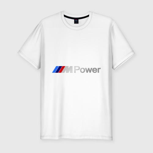 Мужская футболка премиум  Фото 01, BMW Power