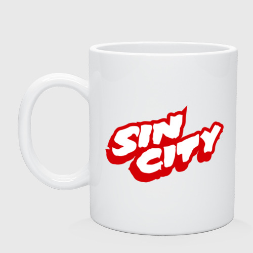 Кружка Sin City
