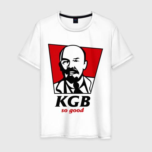 Мужская футболка хлопок KGB - So Good Фото 01