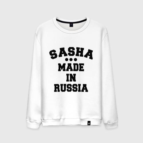 Мужской свитшот хлопок  Фото 01, Саша made in Russia
