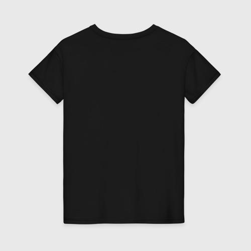 Женская футболка хлопок Кофеин формула Фото 01