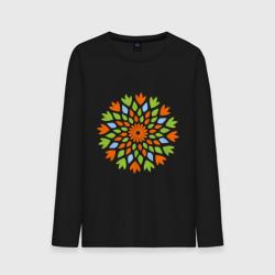Цветок лотоса мозаика