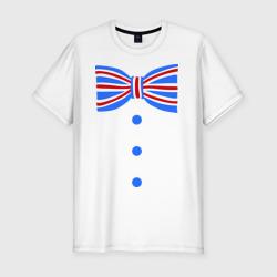 Галстук бабочка британский флаг 2