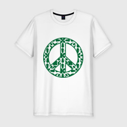Узорный знак мира