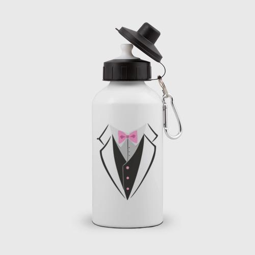 Бутылка спортивная Смокинг