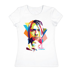 Kurt Cobain - интернет магазин Futbolkaa.ru