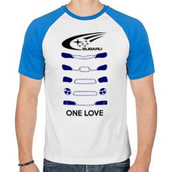 One love subaru