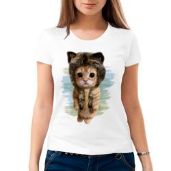 Милый котик