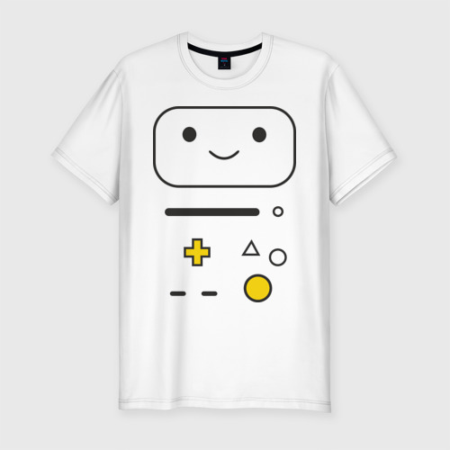 Мужская футболка премиум  Фото 01, Компьютер BOV