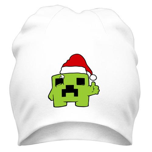 Шапка Minecraft от Всемайки