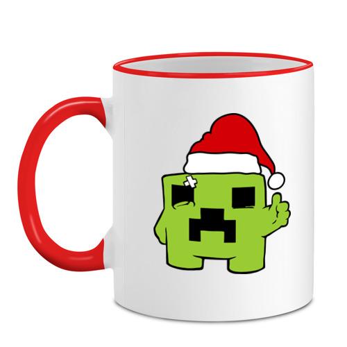 Кружка с кантом Minecraft от Всемайки