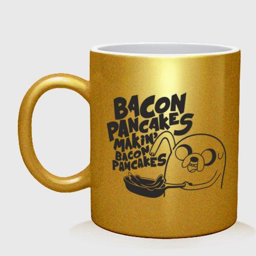 Jake - Bacon pancakes