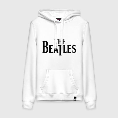 Женская толстовка хлопок  Фото 01, The Beatles