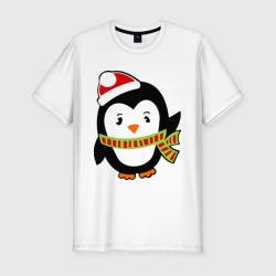 Зимний пингвинчик