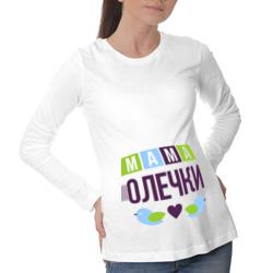 Мама Олечки