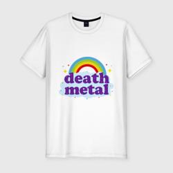 Rainbow death metal - интернет магазин Futbolkaa.ru