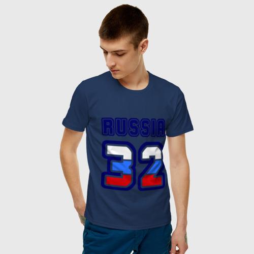 Мужская футболка хлопок  Фото 03, Russia - 32 (Брянская область)