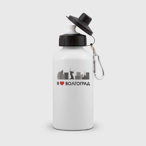 Бутылка спортивная  Фото 01, Я люблю Волгоград