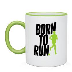 Рожден для бега - интернет магазин Futbolkaa.ru