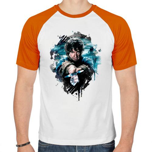 Мужская футболка реглан  Фото 01, Хоббит