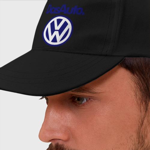 Бейсболка Volkswagen Das Auto