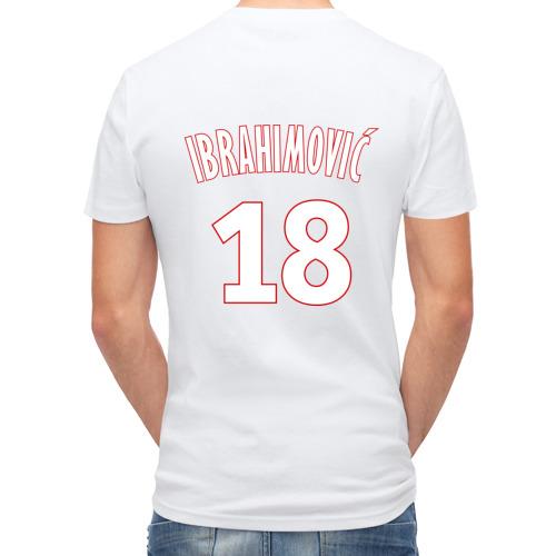Мужская футболка полусинтетическая  Фото 02, Ibrahimovic