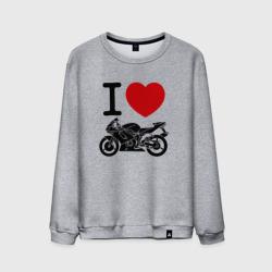 Я люблю спортивные мотоциклы