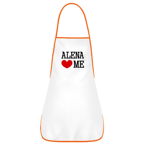 Алёна любит меня