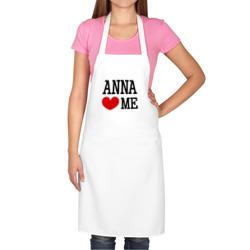Анна любит меня