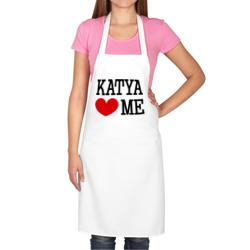 Катя любит меня