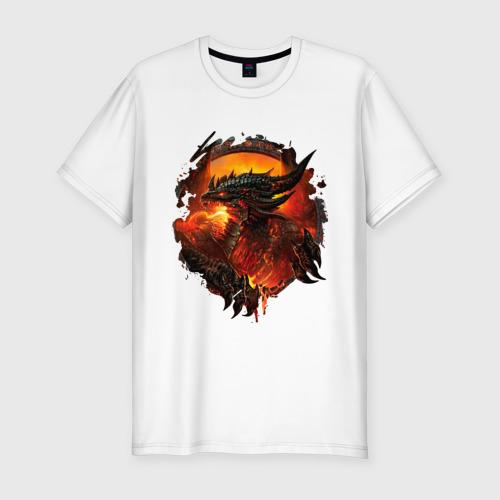 Мужская футболка премиум  Фото 01, Cataclysm