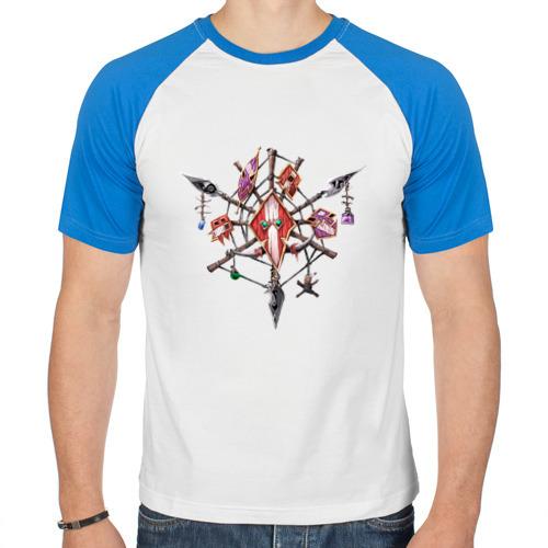 Мужская футболка реглан  Фото 01, Раса троллей