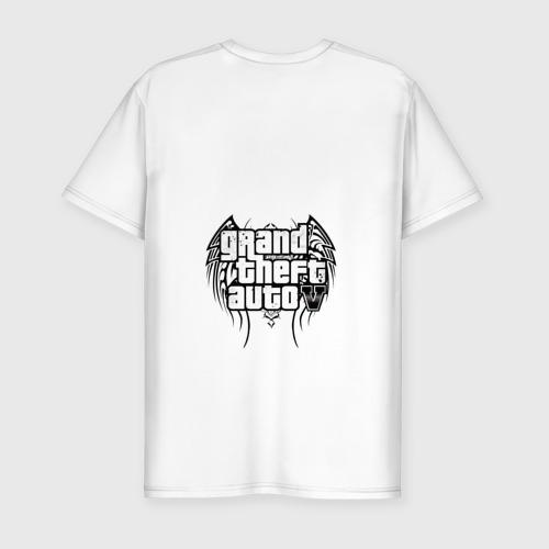Мужская футболка премиум  Фото 02, Gta 5