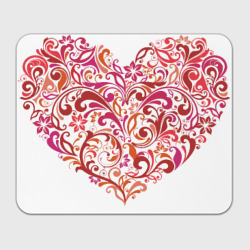 Изумительная роспись на сердце
