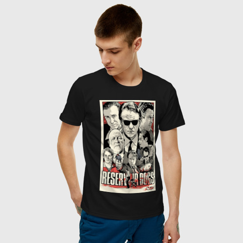 Мужская футболка хлопок Reservoir Dogs Фото 01