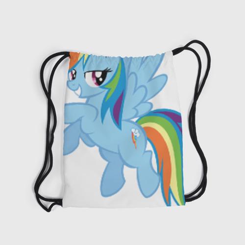 Рюкзак-мешок 3D  Фото 04, RD