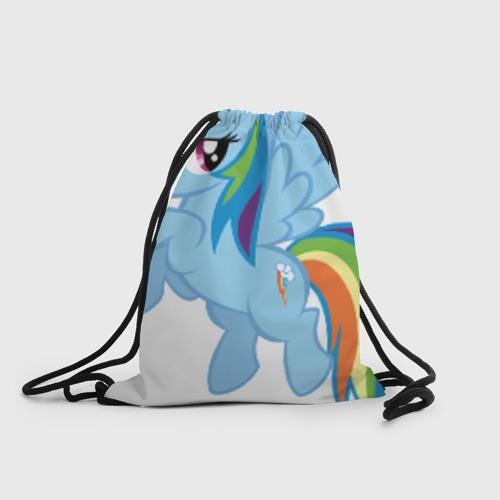 Рюкзак-мешок 3D  Фото 01, RD